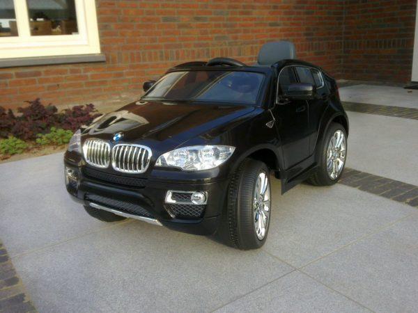 Voiture pour enfant BMW X6 électrique - 12V - Noir