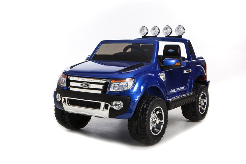 4x4 lectrique enfant ford ranger 12v pick up 2 places. Black Bedroom Furniture Sets. Home Design Ideas