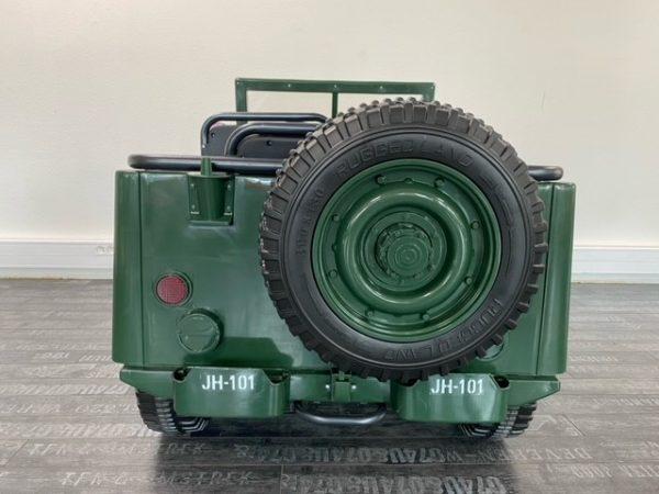 4x4 electrique enfant jeep