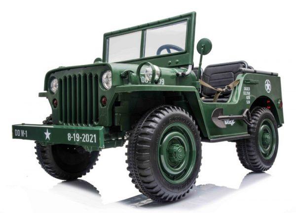 4x4 électrique Willys enfant