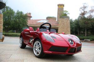 Voiture pour bébé - Mercedes SLR