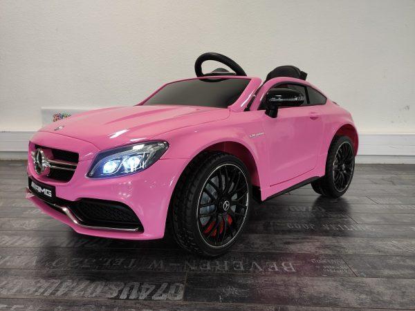 Mercedes electrique pour fille