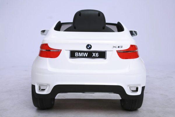 Voiture électrique BMW X6 pour enfant - 12V - Vue arrière