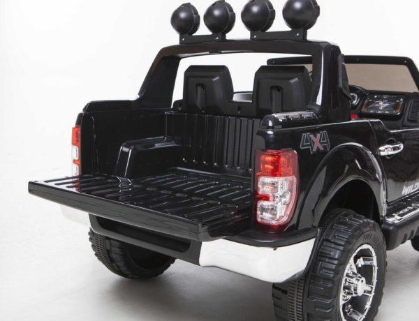 voiture-enfant-electrique-ford-ranger-pickup-noir