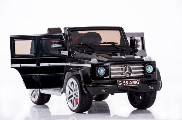 voiture-enfant-mercedes-g55-amg-4x4-noir-mat