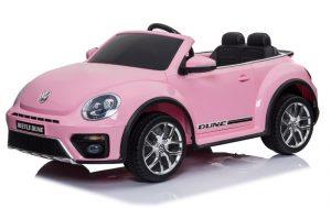 Voiture electrique pour fille VW New beetle