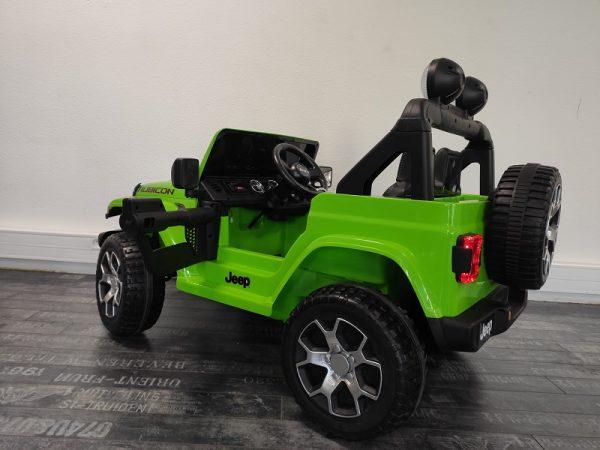 jeep wrangler enfant